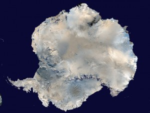 NASA Antarctique
