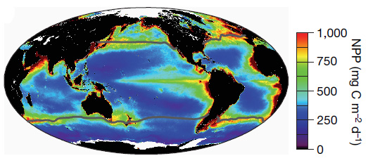 Carte mondiale PPN 1997-2006