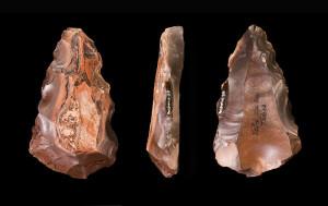 Pierre Paléolithique Moyen
