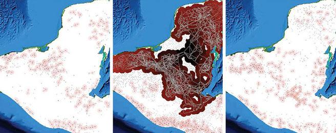 Simulation Maya 2