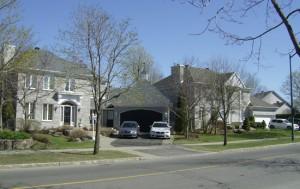 Maison banlieue