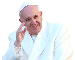 Photo officielle du pape François