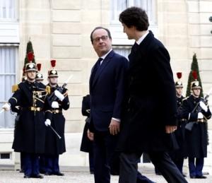Élection de Justin Trudeau, un nouvel espoir pour l'écologie