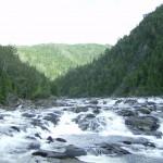 Eau douce Gaspésie Rivière-Madeleine