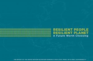 Resilient planet resilient people