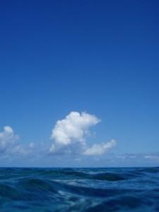 Lagon - atoll Kure