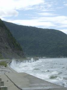 Erosion des cotes_Gaspesie